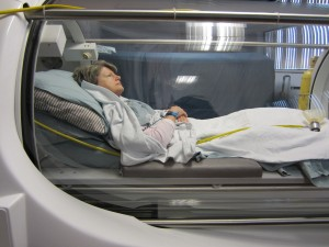 Hyperbaric Oxygen Therapy is FDA approved to treat tissue radiation damage, Encompass HealthCare & Wound Medicine, West Bloomfield, Michigan.
