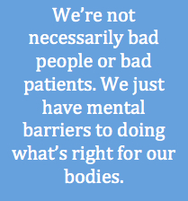 Mental Barriers quote