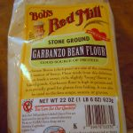 Garbanzo Bean Flour is available in supermarkets and online.