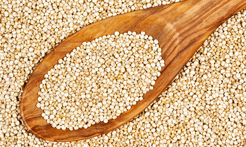 Quinoa is a great protein, Encompass HealthCare & Wound Medicine, West Bloomfield, Michigan.