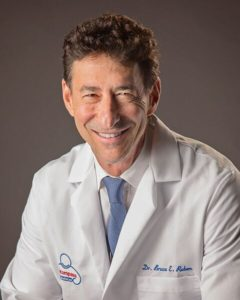 Bruce E. Ruben, M.D. Founder & Medical Director of Encompass HealthCare & Wound Medicine, West Bloomfield, Michigan