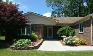 The Drake House is our group home housing, Encompass HealthCare & Wound Medicine, West Bloomfield, Michigan