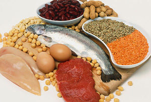 Protein is essential for wound healing, Encompass HealthCare & Wound Medicine, West Bloomfield, Michigan