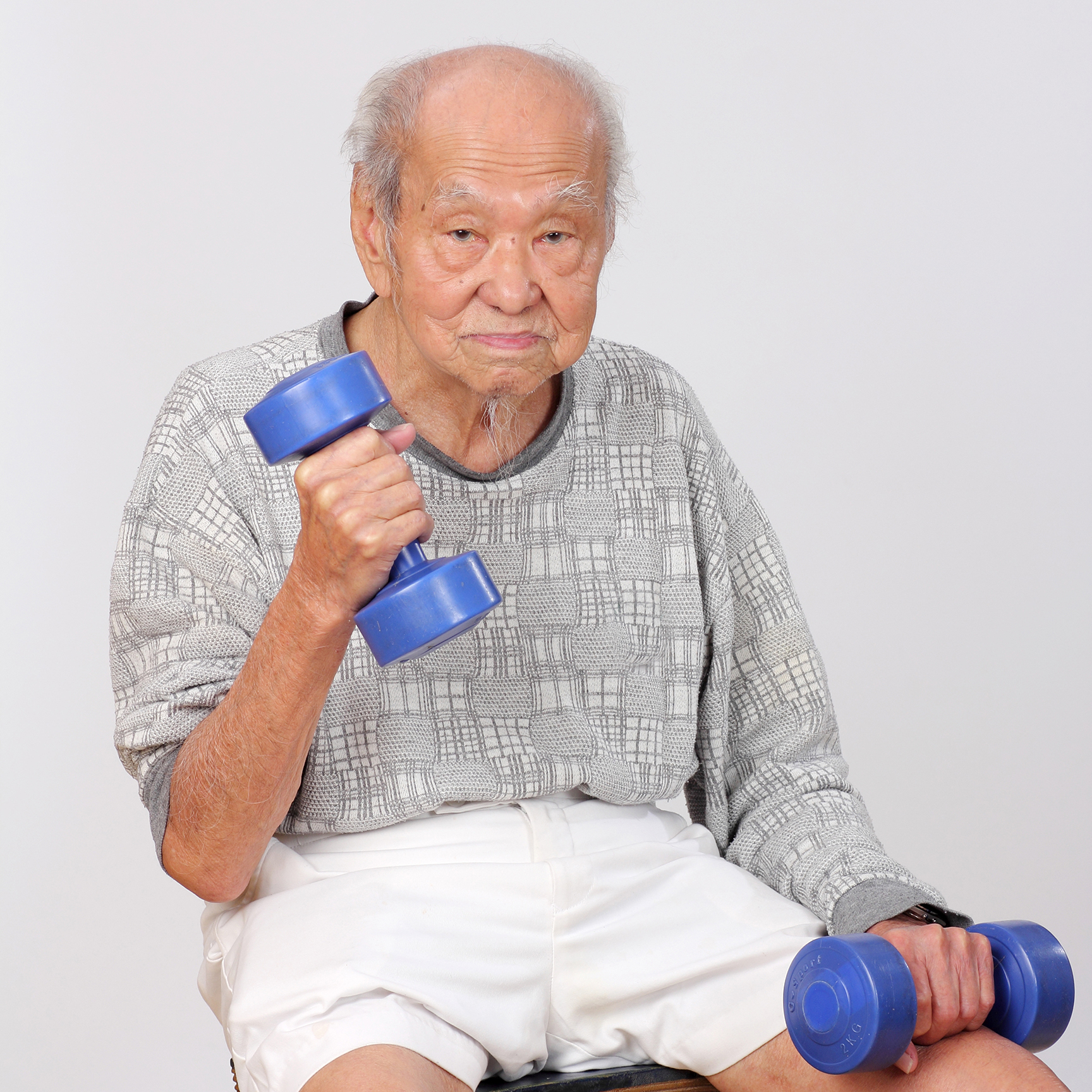 We lose strength as we age, Encompass HealthCare & Wound Medicine, West Bloomfield, Michigan