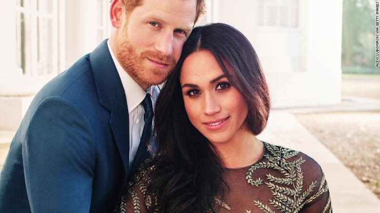 Royal couple Prince Harry & Meghan Markle request charity donations instead of wedding gifts, including donations to an HIV charity, Encompass HealthCare & Wound Medicine, West Bloomfield, Michigan.